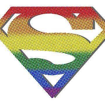 LGBTQ Supes by homofomo