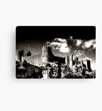 Pembroke Castle Canvas Print