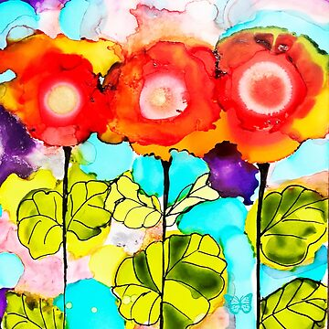 Flores#1 by MaribelDesigns