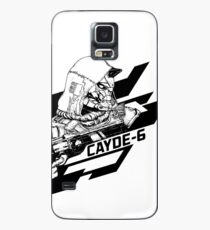 Cayde the Six Case/Skin for Samsung Galaxy
