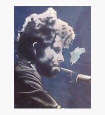 """Tom Waits"" Photographic Print"
