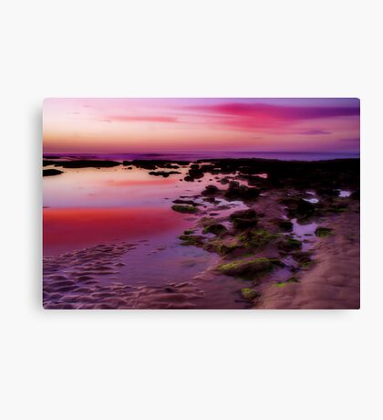 """Twilight Dreams"" Canvas Print"