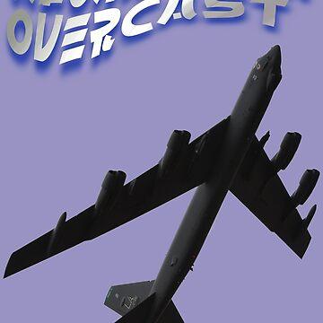 Aluminium Overcast B-52 Design by muz2142