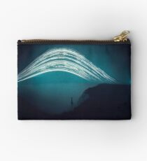 3 month exposure at Beachy head lighthouse UK Studio Pouch