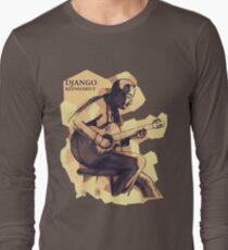 Django Reinhardt Long Sleeve T-Shirt