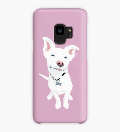Puppy Eddie Case/Skin for Samsung Galaxy