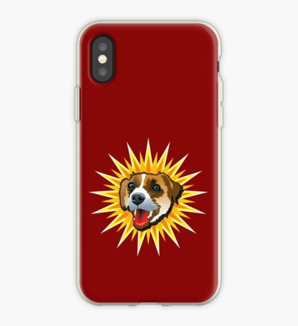 Fox Star iPhone Case