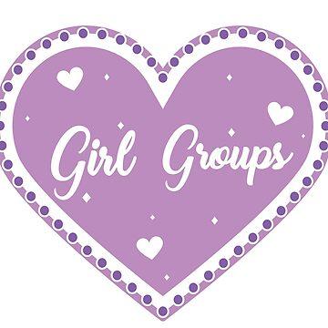 (ノ ◕ ヮ ◕) ノ *: · ✧ ✧ Grupos de chicas de cyberlatte