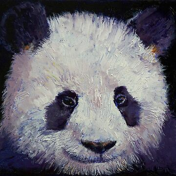 Baby Panda by michaelcreese
