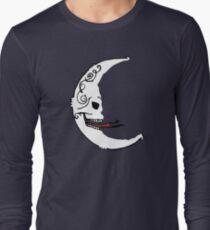The Moon of Death - Luna De la Muerte Long Sleeve T-Shirt