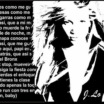 Jennifer Lopez - El Anillo by kimjun123