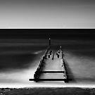 ~~|_|~~ Black Water by Joel Tjintjelaar