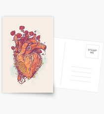 Sweet Heart Postcards