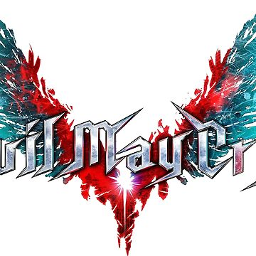 Devil May Cry 5 Logo Back by AngeliaLucis