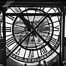 Orsay au noir by Victor Pugatschew