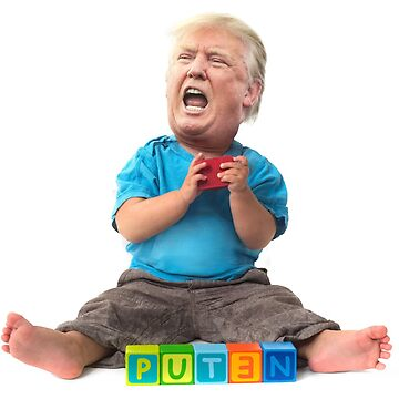 Baby Trump is angry by acies