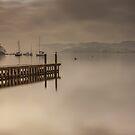 Misty Windermere by RamblingTog