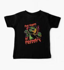 Five Nights At Freddy's Phantom Freddy Baby Tee