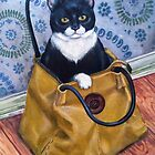 Let the Cat out of the Bag by Victoria Stanway