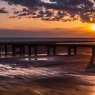 Seascale Sunset by RamblingTog