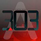 D-White Noise - A 303 by Banta