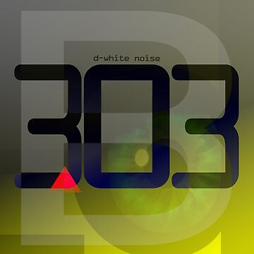 D-White Noise - B 303 by Banta