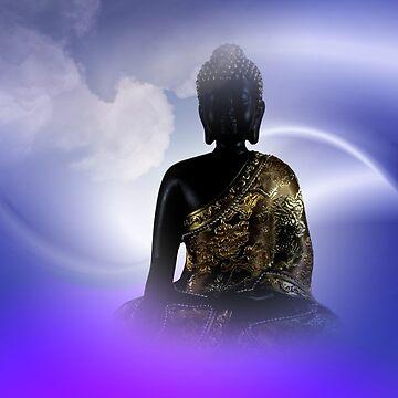 quietness and meditation by issabild