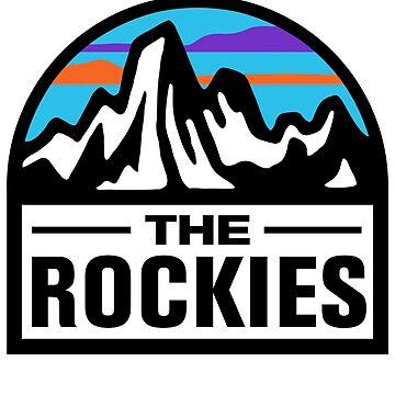 The Rockies by GongAuGung