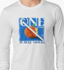 One Pencil to Rule Them All Long Sleeve T-Shirt