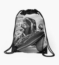 Supercharger Heaven Drawstring Bag