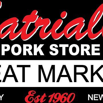 Satriales Pork Store by LightningDes