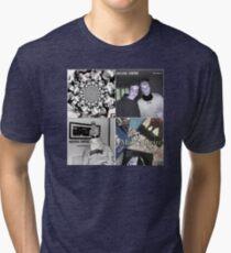 Cement Block - Arcade Empire Tri-blend T-Shirt