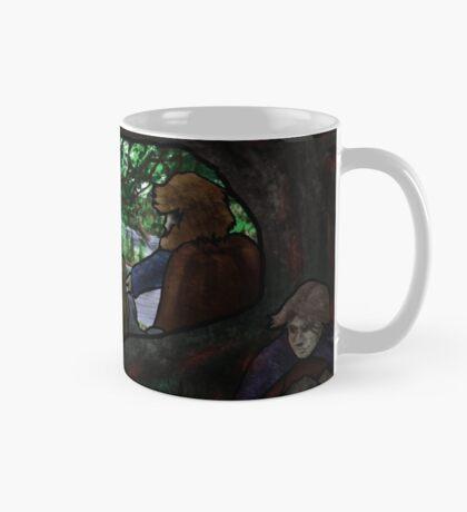 Norse Midsummer: People Watching Mug