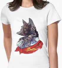 Balto Women's Fitted T-Shirt