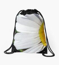 Wild Daisy Drawstring Bag