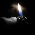Like the Lighting of a Flame... by NicholasClay