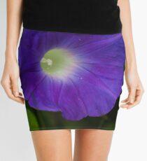 Carnic Purple Mini Skirt