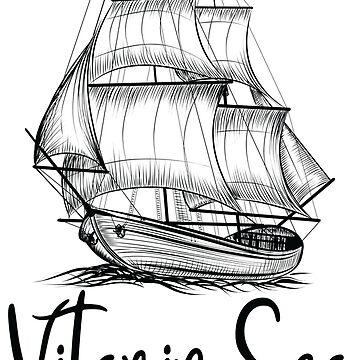Vitamin Sea by Pixelofart
