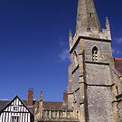All Saints Parish by Mike Oxley