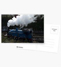 Thomas The Tank Engine, Alresford, Hampshire, England Postcards