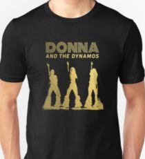 ac0ddf035f190c The Great Donna and the Dynamos Slim Fit T-Shirt