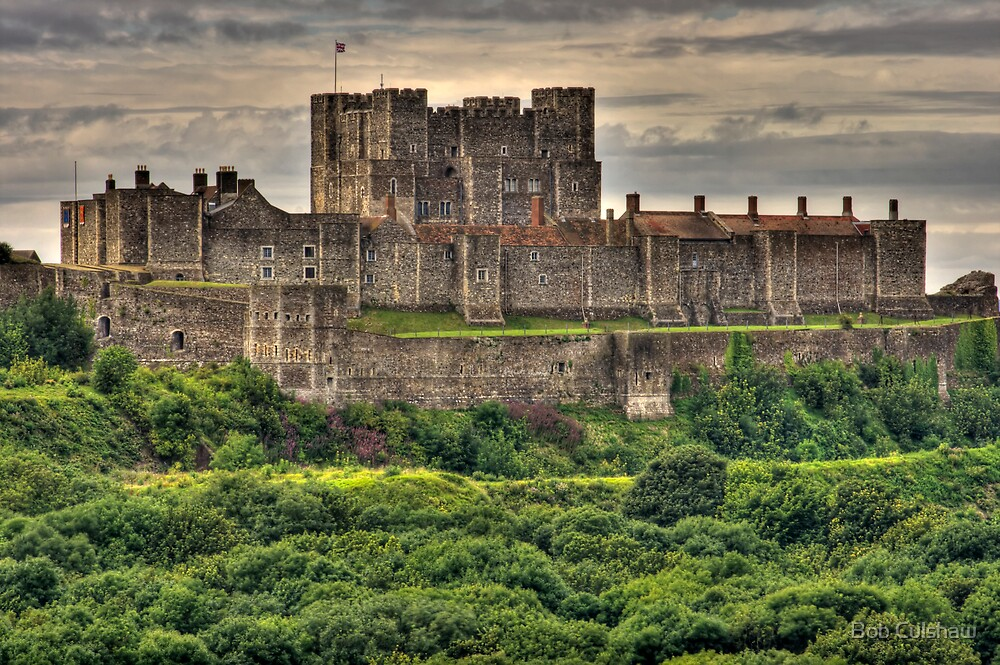 u0026quot;Dover Castle, Dover, Kent, Englandu0026quot; by Bob Culshaw ...