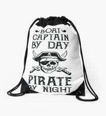 Sailing Lover Drawstring Bag