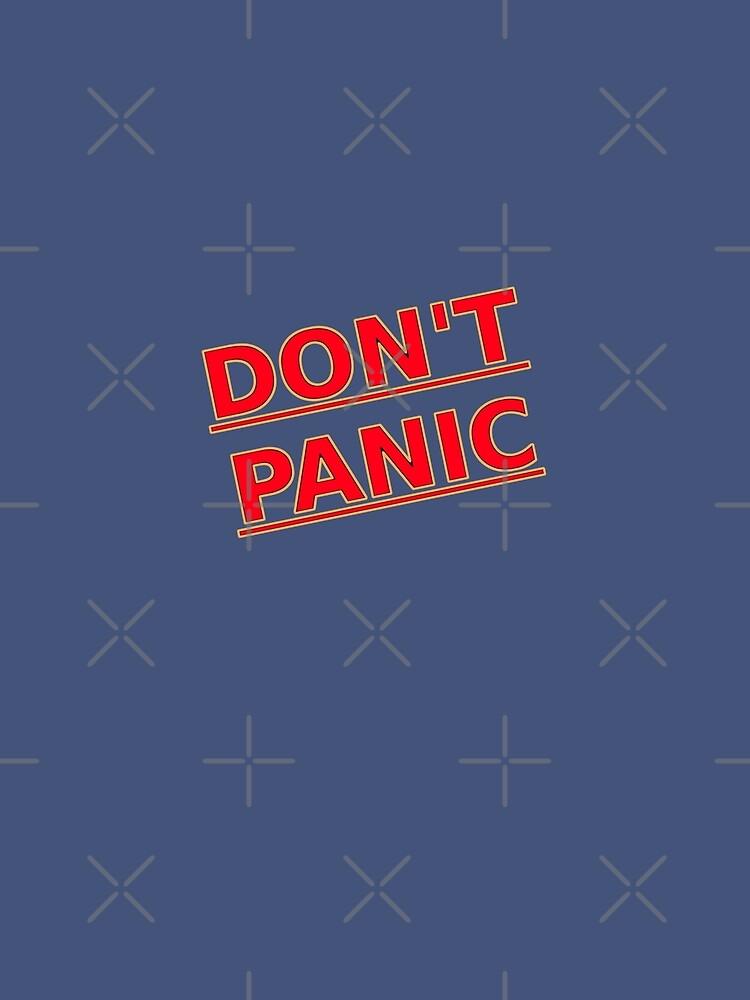 Do not panic by Tanastish