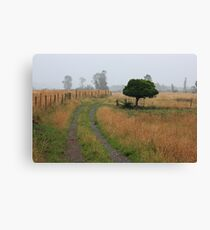 Perfectly formed Canvas Print