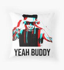 DJ Pauly D Yeah Buddy 3D Floor Pillow