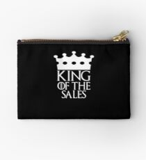 King of the Sales, #Sales  Studio Pouch