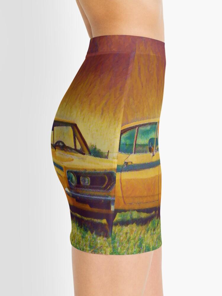 1969 Plymouth Barracuda 440   Mini Skirt