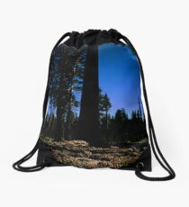 Near Laurel Lake in Yosemite N.P. (7/3/2010) Drawstring Bag