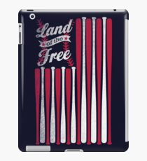 Land of the Free iPad Case/Skin